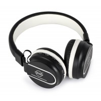 OKKO Wireless HIFI Stereo Headphone, AZ-01 [Black & White]