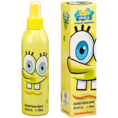 Sponge Bob Body Spray 200 ML For Kids