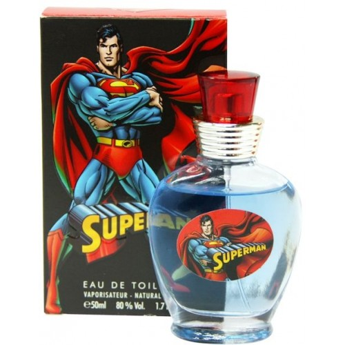 Warner Bros Superman for Kid 50 ml, Eau De Toilette