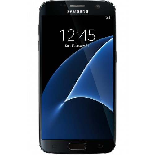 Samsung Galaxy S7, Dual Sim, 32GB With Gear VR Box [Black]