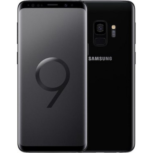 Samsung Galaxy S9 Plus Dual Sim, 64GB, 6GB RAM, 4G [Midnight Black]