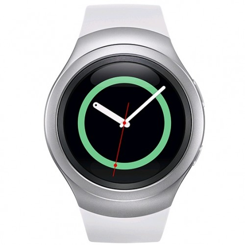 Samsung Gear S2 Smart Watch-SM-R720 [White]
