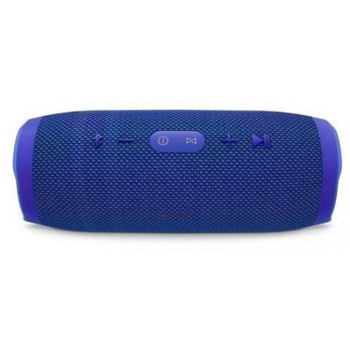 Portable bluetooth speaker Charge 3 Plus [Blue]