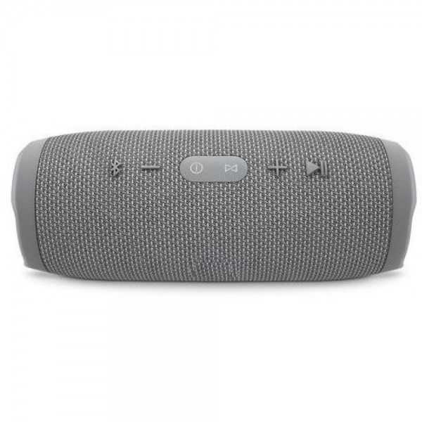 Portable bluetooth speaker Charge 3 Plus [Grey]