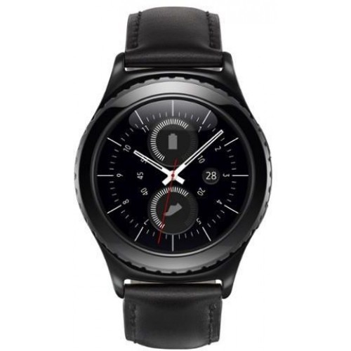Samsung Gear S2 Classic Smart Watch-SM-R732 [Black]