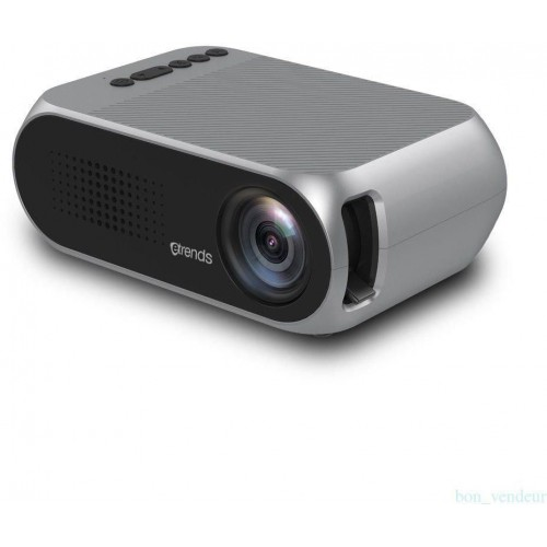 Etrends-YG320 LED Projector