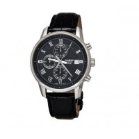 Casio Leather Strap Analog Mens Watch [BEM511L-1A]