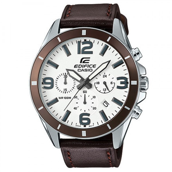 Casio Edifice Chronograph Watch for Men [EFR553L-7B]