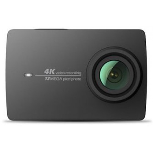 [YI 4K Action Camera - Night Black]