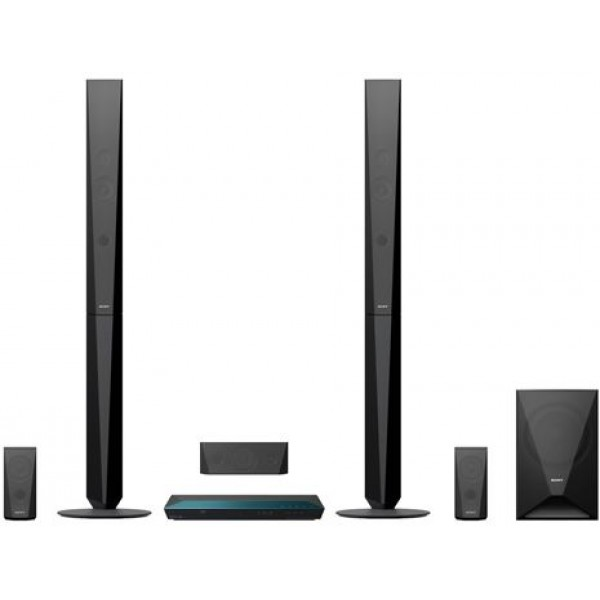 [BDV-E4100 - Sony 5.1 Channel Blu-ray Home Cinema System with Bluetooth]