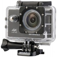 [WiMiUS Action Camera Underwater Full HD 4K Wifi With HD 16 Megapixel,170 Wide Angle, 2.0'' LCD Screen + Free Floating Handle]