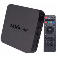 MXQ - 4K Ultra HD OTT Android Tv Box