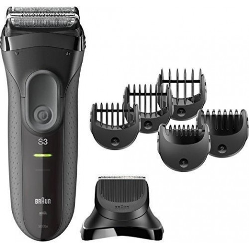 Clipper & Trimmer Braun 3000BT Wet & Dry For Men