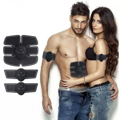Smart EMS Six pack Ab Stimulator Slimming, Shaping & Toning Mobile Gym