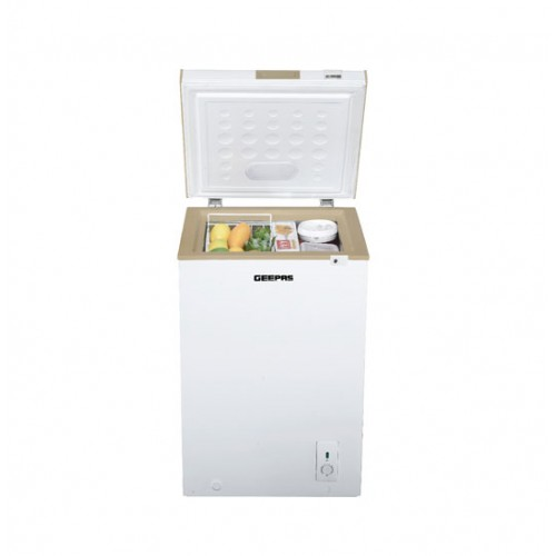 Geepas Chest freezer 120-Ltr - GCF1206WAH