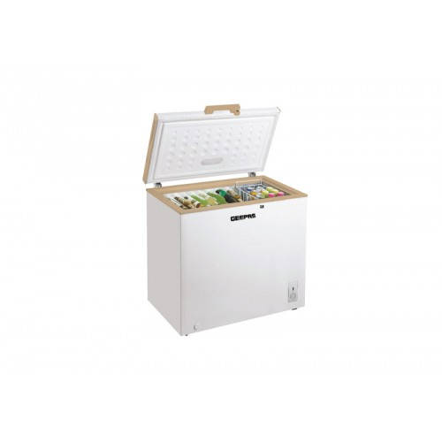 Geepas Chest freezer 250-Ltr - GCF2506WAH