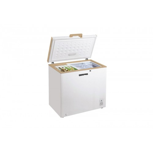 Geepas Chest freezer 250-Ltr - GCF2507SWTH