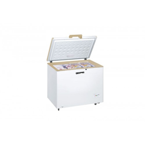 Geepas Chest freezer 300-Ltr - GCF3006WAH