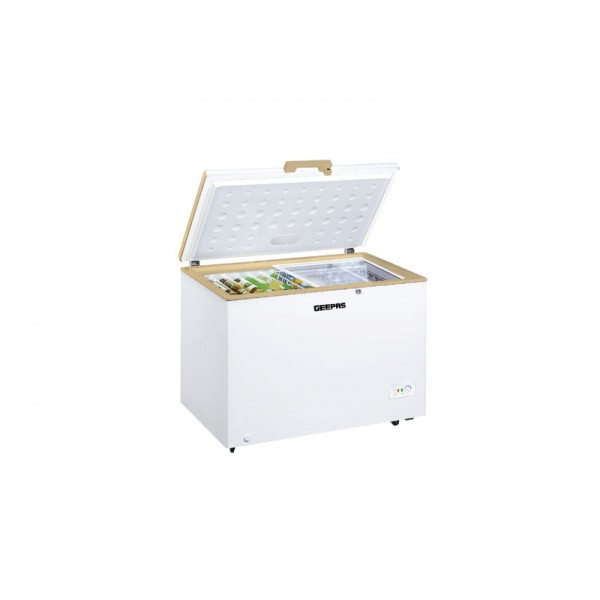 Geepas Chest freezer 350-Ltr - GCF3507SWTH