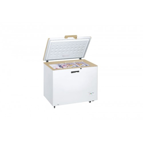 Geepas Chest freezer 350-Ltr - GCF3506WAH