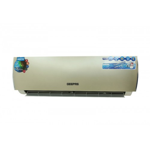 Geepas Split AC with Piston Compressor, 1.5 Ton, Air Conditioner - GACS18057PIA