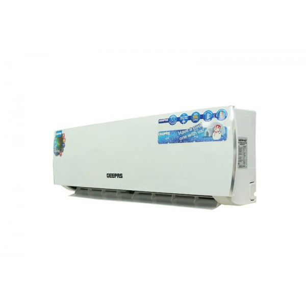 Geepas Split AC with T3 Rotary Compressor, 1.5 Ton, Air Conditioner - GACS1808RIA