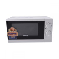 Geepas manual Microwave Oven 20-liters - GMO1894 [White]