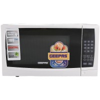 Geepas Digital Microwave Oven 20-liters - GMO1895 [White]