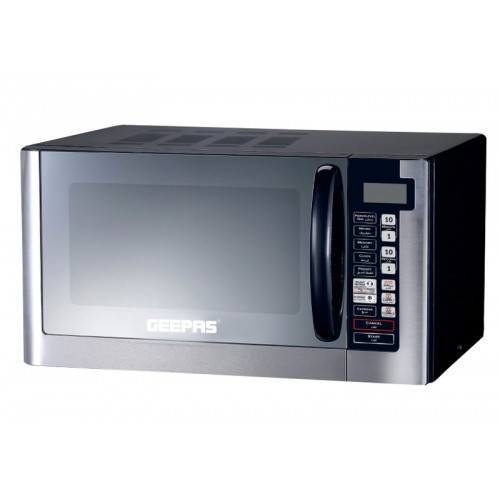 Geepas Digital Microwave Oven 45-liters - GMO1898 [Black]