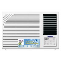 Geepas Window AC 4-Star with T3 Compressor, 1.5 Ton - GACW18015CU