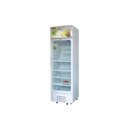 Geepas Vertical Showcase Freezer 380-Ltr - GSC6549