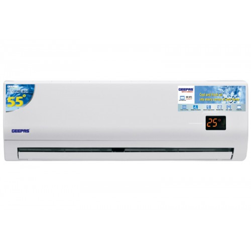 Geepas Split AC with T3 Compressor, 1.5 Ton, Air Conditioner - GACS18025CU