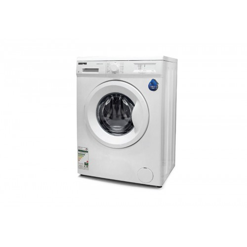 Geepas Fully Automatic Front Load Washing Machine 5.0 kg - GWMF5807STV