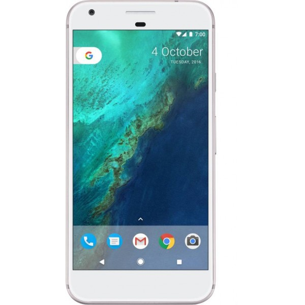 Google Pixel XL - 32 GB, 4G LTE, Very Silver