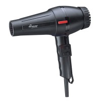 He-House Hair Dryer for Professionals - HE-6300, Black