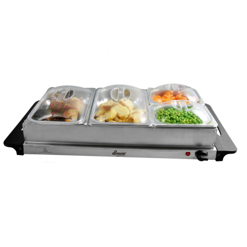 He-House Buffet Serving Set With Cover - HE-7725