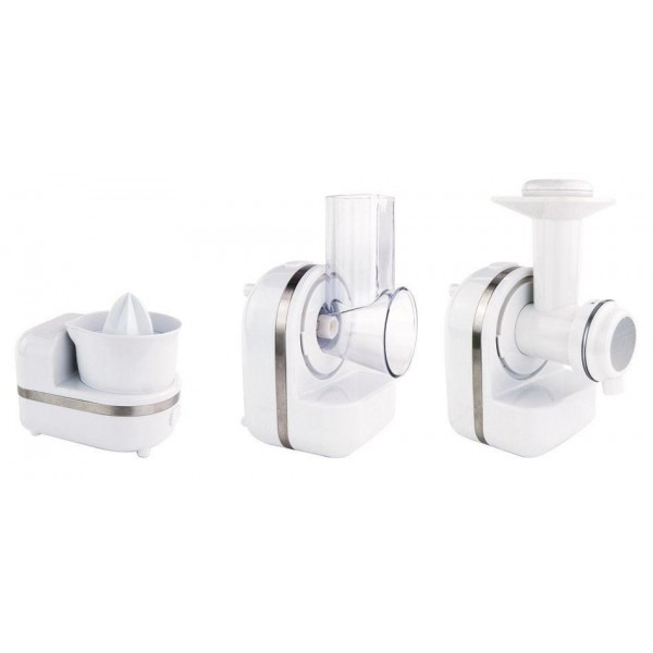 He-House All in One Food Processor White - HE-8210