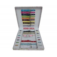 Himi 282A Color Changeable Strap & Dial Quartz Watch for Women