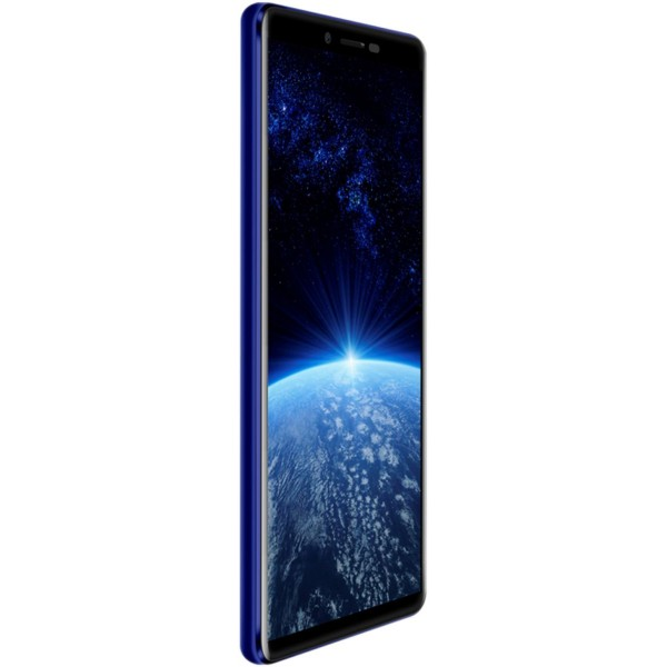 "Hotwav M1, 5.5"" Inch, 32GB Storage, 3GB RAM, Blue"