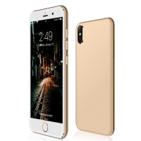 "Hotwav IP8 Dual SIM 32GB, 3GB RAM 4.7"" HD IPS Touch Screen [GOLD]"