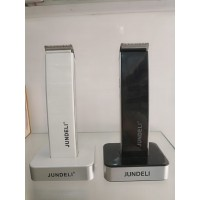 Jundeli Professional Chrome-plated Hair Trimmer - JDL-286 [White]