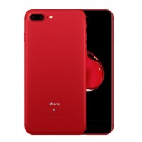 Mione I7s Plus Smartphone, 32GB, 3GB, 4G [Red]