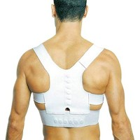 Magnetic Belt For Back Posture Support