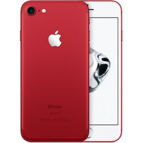 Apple iPhone 7 - 128GB, 4G LTE, with FaceTime  (Red)