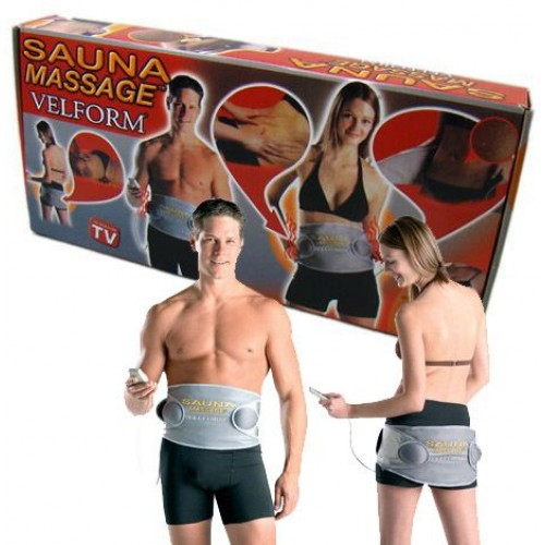 Sauna Massage Velform Slimming Belt Body Massager