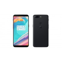 OnePlus 5T Dual Sim - 64GB, 6GB RAM, 4G LTE, Black - International version