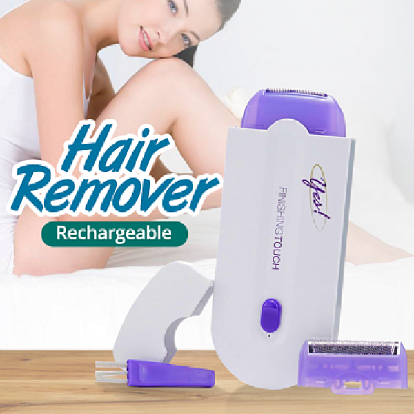 YES! Finishing Touch Sensor Activated Lithium Ion Rechargeable Hair Remover, NJ07470