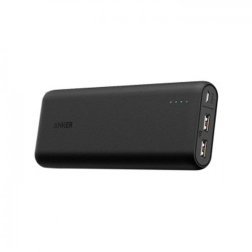 Anker A1252 PowerCore 15600mAh Powerbank - Black
