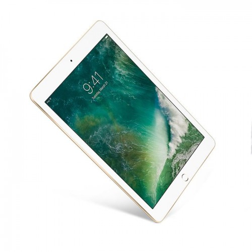 Apple iPad 9.7 2017 5th gen with FaceTime - 128GB Wifi + 4G LTE - Gold