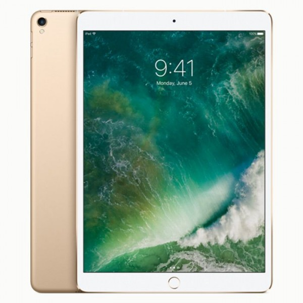 Apple iPad Pro 10.5 with FaceTime - 512GB - 4G LTE With Wifi - Gold